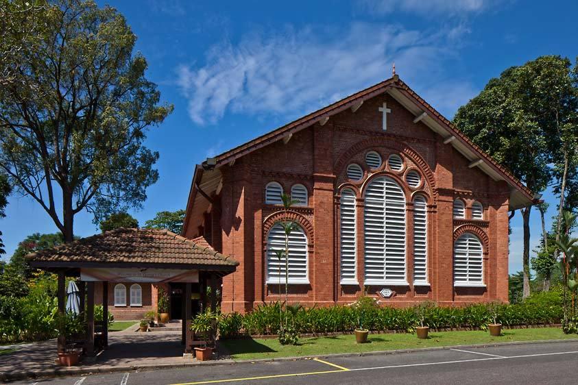 シンガポール日本語キリスト教会